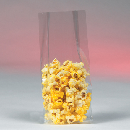 Gusseted Polypropylene Bags