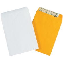 White Self-Seal Envelopes